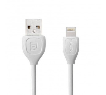 Кабель USB - Apple lightning Remax RC-050i Lesu для Apple iPhone 5 100см (белый)