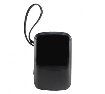 Внешний аккумулятор Mi mini 2 USB 10000 mAh Type-C Baseus (BS-P1002L) (Black)#337347