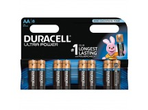Элемент питания DURACELL LR6 (LR06) BL8 ULTRA POWER (8/96/18240)