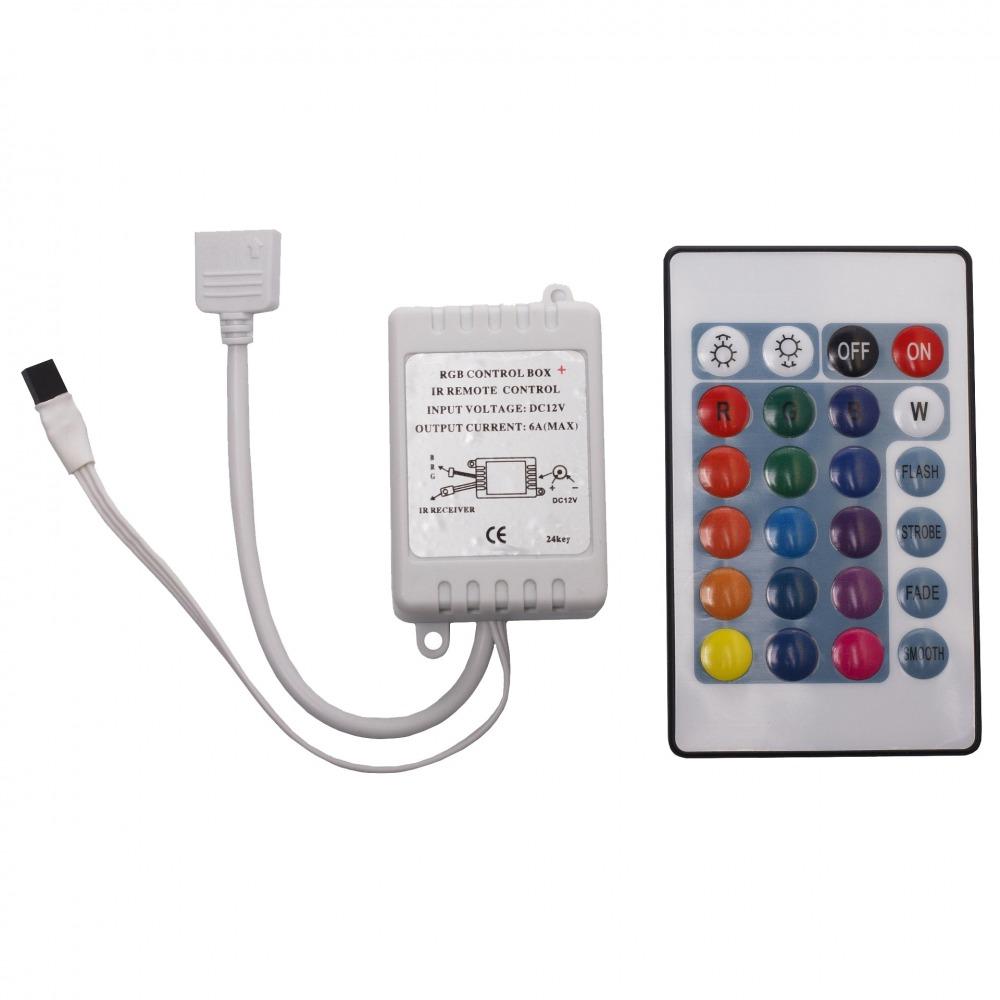 Контроллер BVD IR LED-10 | SNPMarket